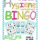 This a bingo game that would be great for Special Education - to teach life skills about the names of hygiene and bathroom items, great for ESL - t...