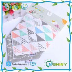 Packaging for bandana bib