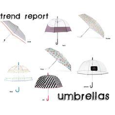 Trend Report: Umbrellas