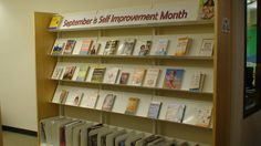 September: Self Improvement Month