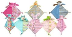 Lily  George Comforters $16.95NZ www.babystuff.co.nz