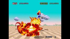 Space Harrier - Arcade Longplay