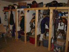 Good idea for a limited amount of space. Top shelf could use more organization though.