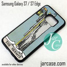 The Hermit Tarot Card Phone Case for Samsung Galaxy S7 & S7 Edge