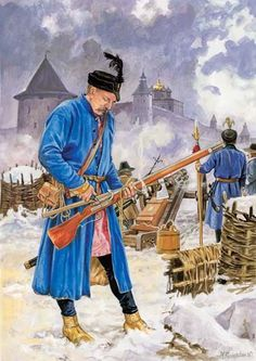 A Polish musketeer during the Polish-Muscovite War. Art by Marek Szysko. Military Art, Military History, Pictures Of Russia, Parthian Empire, Poland History, Thirty Years' War, Early Modern Period, Medieval Armor, Modern Warfare