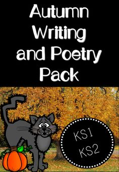 Autumn Writing and Poetry Activity Pack