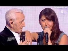 Charles Aznavour & Nolwenn Leroy chantent Mireille et Jean Nohain - Puis...