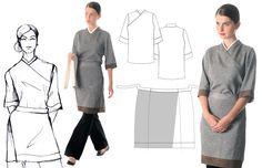 Pix For > Restaurant Uniform Design