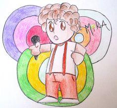 Mika cute fan art!