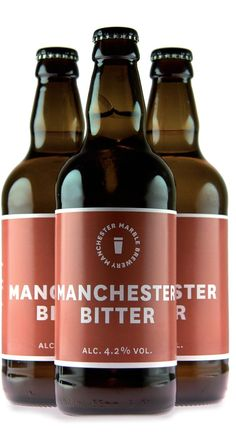 Manchester Bitter | Manchester Marble Brewery