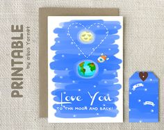 Made with love by Agus Y.: FREEBIE: Printable Valentine Card - Tarjeta de San Valentin para Imprimir