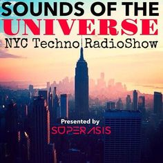 """Check out """"218.-SONIDOS DEL UNIVERSO RadioShow@Superasis Episode 218 LIVE from NYC Techno #16th December 2016"""" by SUPERASIS on Mixcloud"""
