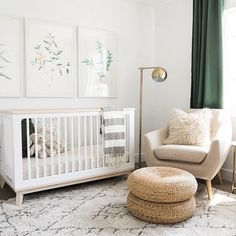 ain't no shame in designing a nursery for mama! trust us, the babe won't mind…