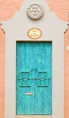 Front Door, Ajijic, Mexico