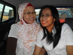 going to office gathering with my friend Hani