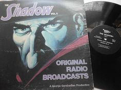 THE SHADOW: George Garabedian Production Lp - Orson Wells Character - Mark 56