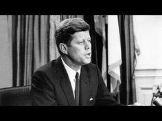 President John F. Kennedy's Civil Rights Address - YouTube