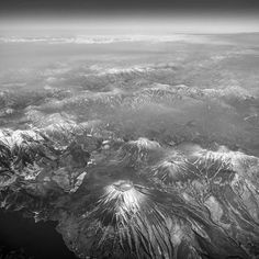 Flying over northern #Japan
