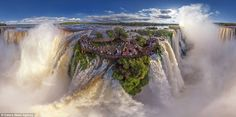 Air Pano  Victoria Falls