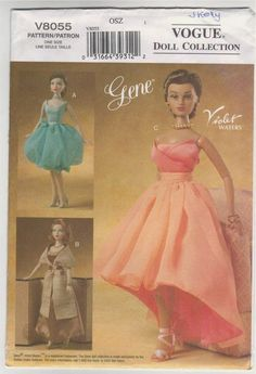 Herbie's Doll Sewing, Knitting & Crochet Pattern Collection