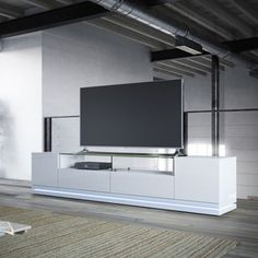 Shop for Manhattan Comfort Vanderbilt TV Stand with LED Lights and more for everyday discount prices at Overstock.com - Your Online Furniture Store!