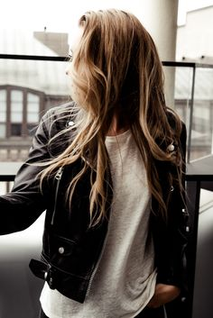 "urbnite: "" Madewell Ultimate Leather Jacket """