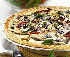 Our olive, oregano & anchovy tart recipe is a great meal to gather the whole family. So heat the oven and get the party started this winter! Tart Recipes, Fish Recipes, Seafood Recipes, Savory Tart, Cream Cheese Recipes, Philadelphia Recipes, Oven, Meals, Quiches
