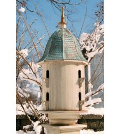 lazy hill dovecote bird house | Dovecote Birdhouse - Birdhouse Idea