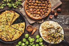 Ilustrační foto ke článku 3 dobroty s růžičkovou kapustou: těstoviny, slaný koláč i frittata