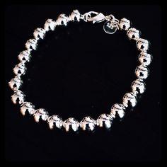 Silver bracelet Silver plated bracelet. Brand new. Never worn Boutique Jewelry Bracelets