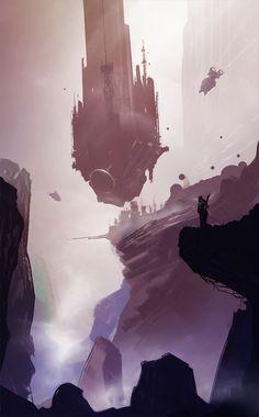 30 min speedpaint, Dmitry Vishnevsky on ArtStation at https://www.artstation.com/artwork/YPeRX