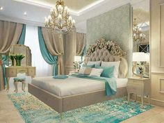 Stylish Bedroom Ideas For Your Home Royal Bedroom, Bedroom Sets, Home Decor Bedroom, Bedroom Furniture, Diy Bedroom, Bedroom Storage, Stylish Bedroom, Modern Bedroom, Contemporary Bedroom