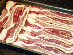 CARB WARS BLOG: RETHINKING BACON AND THE BEST WAY TO COOK IT