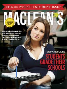 Canada's National Weekly Current Affairs Magazine.