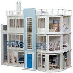 The Malibu Modern Dollhouse
