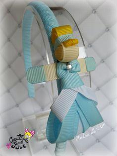 by creationslove Ribbon Hair Bows, Diy Hair Bows, Diy Bow, Ribbon Barrettes, Disney Bows, Sewing To Sell, Ribbon Sculpture, Making Hair Bows, Diy Hair Accessories