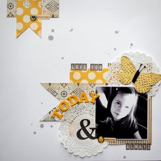 Today - Molly's Scrapbooking - Scrapbook.com