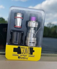 We have one last #Crown3 Tank left! Come by the shop and find out why it was one of the most popular tanks of 2017! #WooVapes All products posted are available at WooVapes.com #ejuice #vaping #vapegram #vapeusa #vapersgram #vape #vapeon #vapelife #vapeshop #vapedaily #vapecommunity #ecig #handckeck #vapor #vapecontest #vaperazzi #subohm #mouthtolung #vapers #vaper #instavaperz #vapeagency #dripbydesign #dripgram #WOOJOOSE #woovapes #cloudhumpers