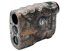NEW 2016 Bushnell Bone Collector 4x 21mm Laser Rangefinder Realtree Xtra Camo