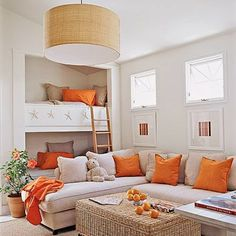 LUCY WILLIAMS INTERIOR DESIGN BLOG. A real family room.