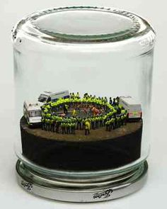 James Cauty - A Riot in a Jam Jar (2011)