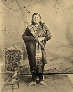 Sac & Fox (Meskwaki) man - 1912