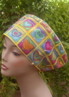 #KFS Amethyst #Scrub Hat