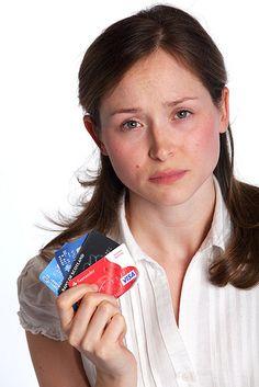 Svårt att få kreditkort som student