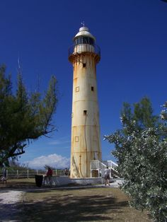 St Thomas Lighthouse