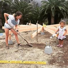 Customer platform builds! #lotusbelletents Lotus Belle Tent, Simple Living, Platforms, Garden Ideas, Backyard, Space, Building, House, Floor Space