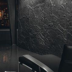 Papier peint aspect ardoise STONEPLEX SLATE Architects Paper