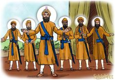 Vaisakhi - Birth of the Khalsa