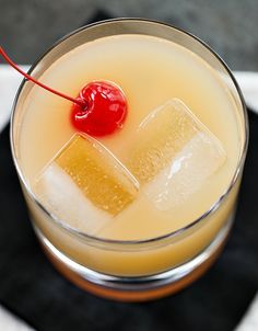 Monkey Wrench 1-1/2 oz. light rum 4 oz. grapefruit juice 2 dashes Angostura Bitters Luxardo cherry for garnish Pour into an ice-filled Old Fashioned Glass and add the cherry