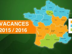 Pour les académies de Créteil, Montpellier, Paris, Toulouse et Versailles, qui constituent la zone C, les vacances d'hiver ont commencé. L'occasion de jeter un coup d'oeil sur le calendrier des congés. Eh oui ! Non seulement les zones ont changé mais les vacances aussi, en 2015 / 2016, ont été modifiées.